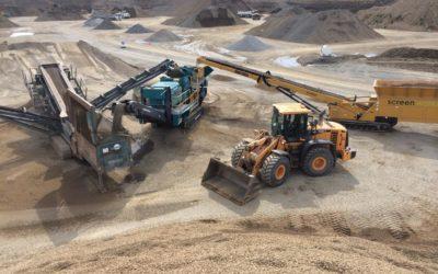 quarry christchurch crushing
